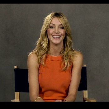 "EXCLUSIVE: Is Katie Cassidy A ""Glee' Fan & Which Celeb Has She Been Mistaken For? (Video)"