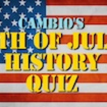 Cambio's 4th of July History Quiz