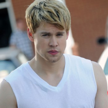 Emma Roberts & Chord Overstreet Spotted Together in London