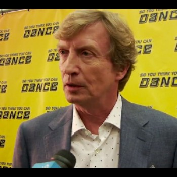 EXCLUSIVE: Nigel Lythgoe Predicts Lady Gaga Will Help Balance the SYTYCD Panel Next Week (Video)