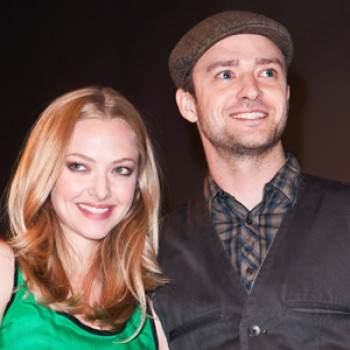 "Justin Timberlake & Amanda Seyfried: ""In Time"" Trailer"