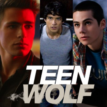 "Have a Question For the Cast of ""Teen Wolf""? Live Chat Monday!"