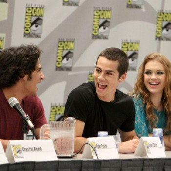&quot;Teen Wolf&quot; Takes Over Comic-Con