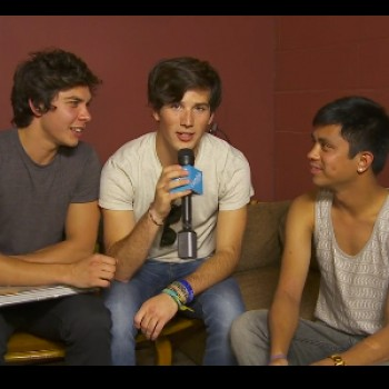 EXCLUSIVE: Allstar Weekend Show Off Their Dance Moves (Video)