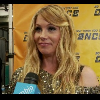 "EXCLUSIVE: Christina Applegate Was ""Really Nervous"" To Judge on SYTYCD (Video)"