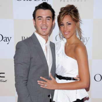"Kevin & Danielle Jonas: ""One Day"" Premiere Couple"
