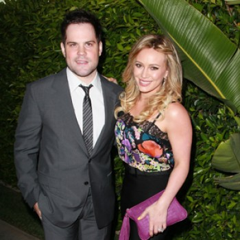 Hilary Duff's First Anniversary Announcement: She's Pregnant!