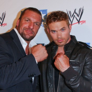 Kellan Lutz, Chelsie Hightower & More Team Up with the WWE For BE A STAR Anti Bullying Campaign (Video)