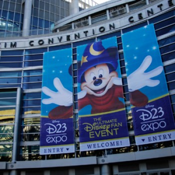 EXCLUSIVE: Hanging Out with the Stars at the D23 Expo (Video)