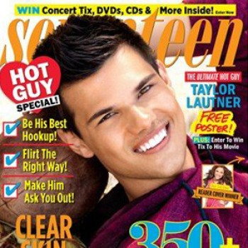 Taylor Lautner: 'Seventeen' Cover + &quot;Abduction&quot; Clip