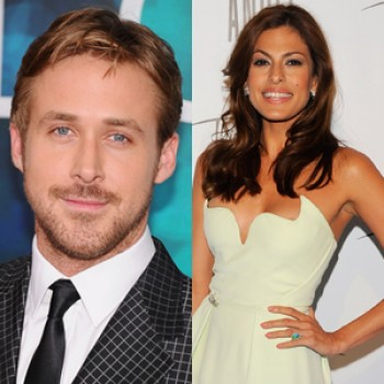 New Couple Alert: Ryan Gosling &amp;amp; Eva Mendes?