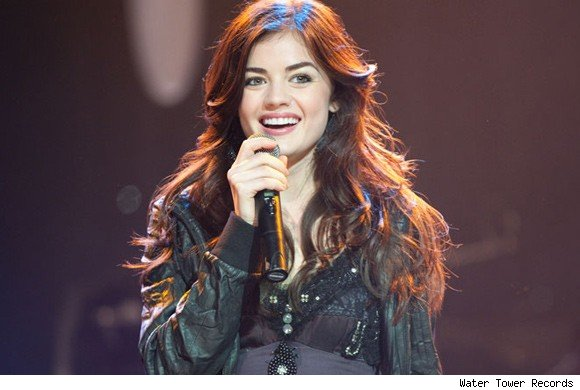 Lucy Hale 'Bless Myself' video