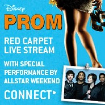 """Prom"" Red Carpet Live Stream w/Allstar Weekend"