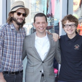 "Ashton Kutcher's ""Two & A Half Men"" Breaks Sheen's Records"