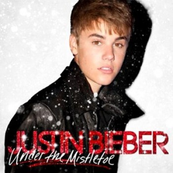 Justin Bieber 'Under the Misletoe' Cover Revealed