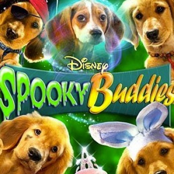 Frankie Jonas: 'Spooky Buddies' Available Now!