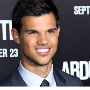 Taylor Lautner Approves of Train's 'Abduction' Soundtrack Song 'To Be Loved'