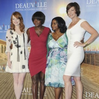 "The Cast of ""The Help"" to Be Honored At Hollywood Film Awards"