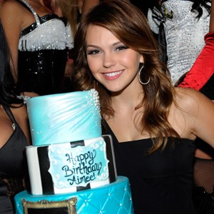 Aimee Teegarden 21st Birthday