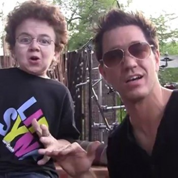 "Andy Grammer and Keenan Cahill Give the Lip Sync Treatment to ""Fine By Me"" (Video)"