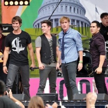 Big Time Rush Announces Sophomore Album Title