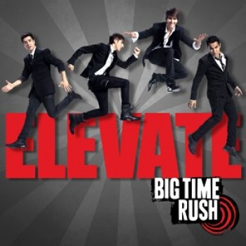 Big Time Rush: 'Elevate' Cover Art Revealed