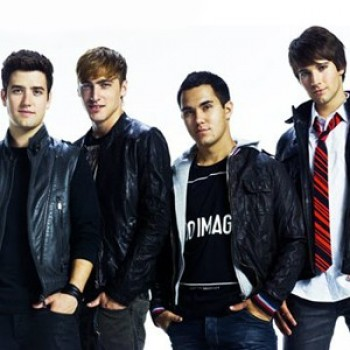 Big Time Rush Premieres 'Music Sounds Better With You'