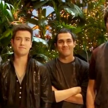 "Behind The Scenes of Big Time Rush's ""All Over Again"""