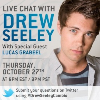 Live Chat With Drew Seeley And Lucas Grabeel