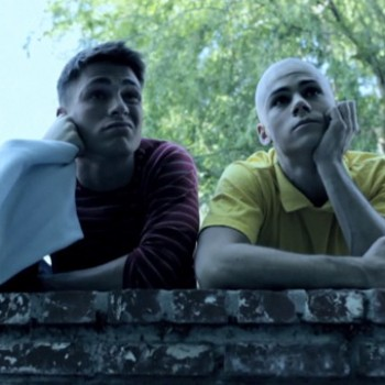 The Cast of 'Teen Wolf' Gives Charlie Brown a Ghoulish Spin (Video)