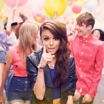 "Cher Lloyd Premieres ""With Ur Love"" Featuring Mike Posner"