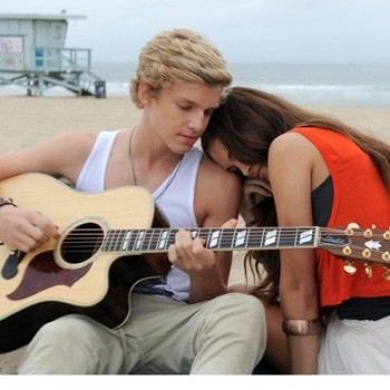 Cody Simpson Releases Pics From 'Not Just You' Video Shoot