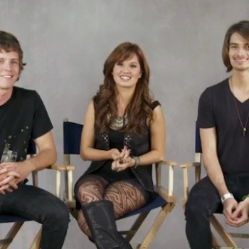 Behind the Scenes with Debby Ryan, Chase Ryan and Chad Hively