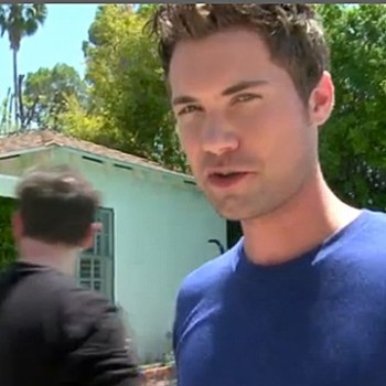"Behind The Scenes of Drew Seeley's ""Lazy Daze"" Music Video Shoot"