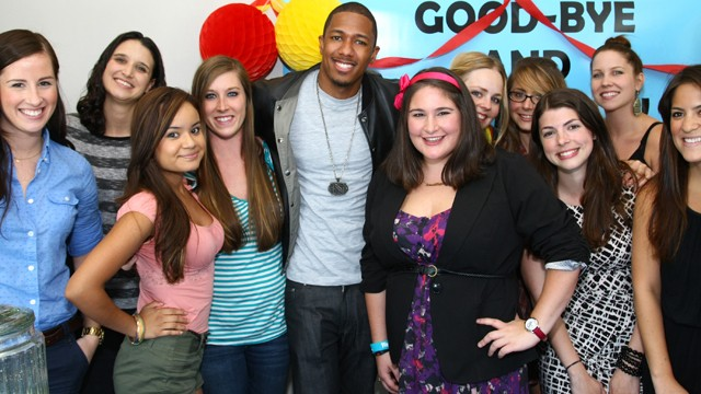 Nick Cannon TeenNick Halo Awards
