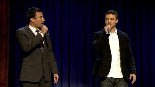 Justin Timberlake Jimmy Fallon History of Rap Part 3