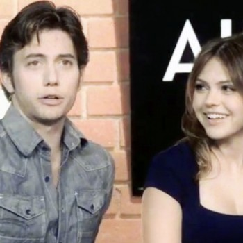 'Aim High'lights From Jackson Rathbone and Aimee Teegarden's Live Chat
