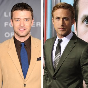 Justin Timberlake Ryan Gosling