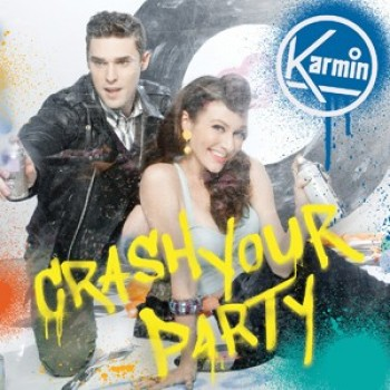 "Karmin Debuts Original Single ""Crash Your Party"""