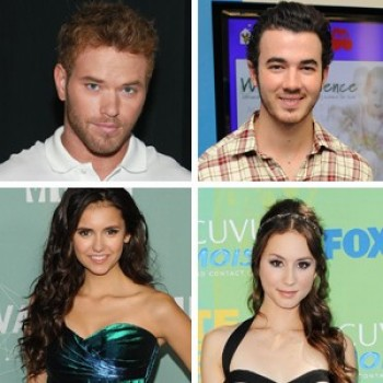 Kellan Lutz, Kevin Jonas and More to Direct Short Films On Cambio