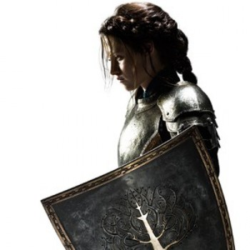 Kristen Stewart (Not Seriously) Injured On 'Snow White And The Huntsman' Set
