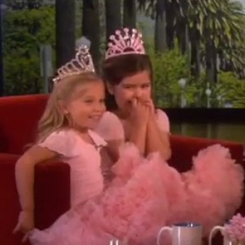 Nicki Minaj Surprises Her Youngest Fans on Ellen (Video)