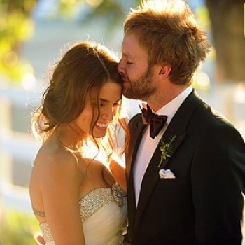 Nikki Reed and Paul McDonald's Wedding Had a 'Music Festival' Vibe