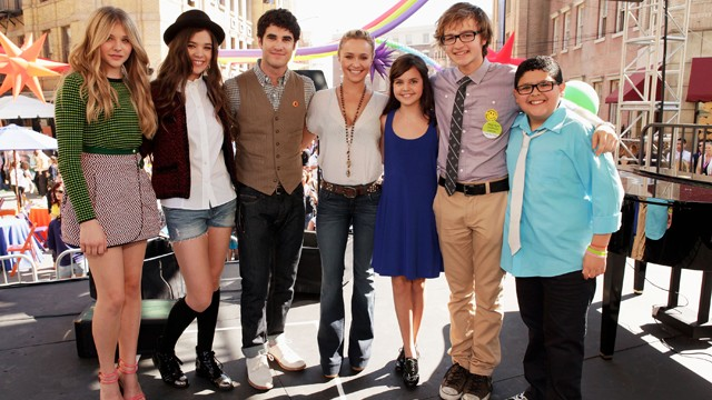 angus t jones, ashley argota, bailee madison, caroline sunshine, cassie scerbo, chloe g moretz, chloe grace moretz, chloe moretz, darren criss, debby ryan, greyson chance, hailee steinfeld, hayden panettiere, josie loren, kat graham, power of youth, raini rodriguez, rebecca black, rico rodriguez, variety power of youth