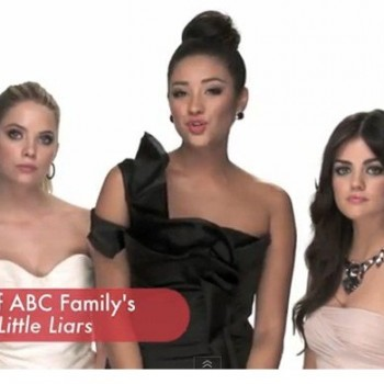 'Pretty Little Liars' Cast, Naya Rivera Star in New Anti-Bullying PSAs