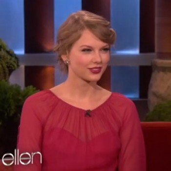 Taylor Swift: I Don't Have Even Kind of a Boyfriend + More Ellen Show Hilarity (Video)