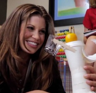 'Boy Meets World' Star Receives Child Star Psychology From Tiny 'Mad Men' ...
