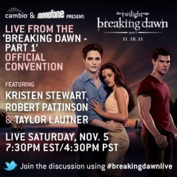 Exclusive: Twilight Panel With Robert Pattinson, Kristen Stewart, Taylor Lautner And Bill Condon