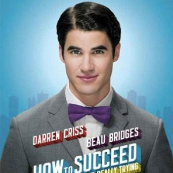Darren Criss Gets Groomed To Take Over For Daniel Radcliffe On Broadway