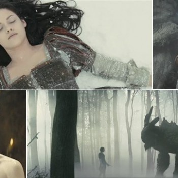 'Snow White And The Huntsman' (SWATH) Trailer Debuts; Is Amazing